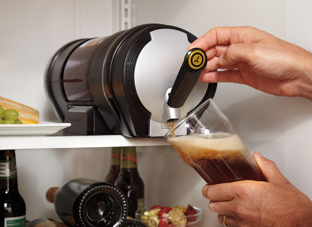 Draft Beer At Home The Devour Hour